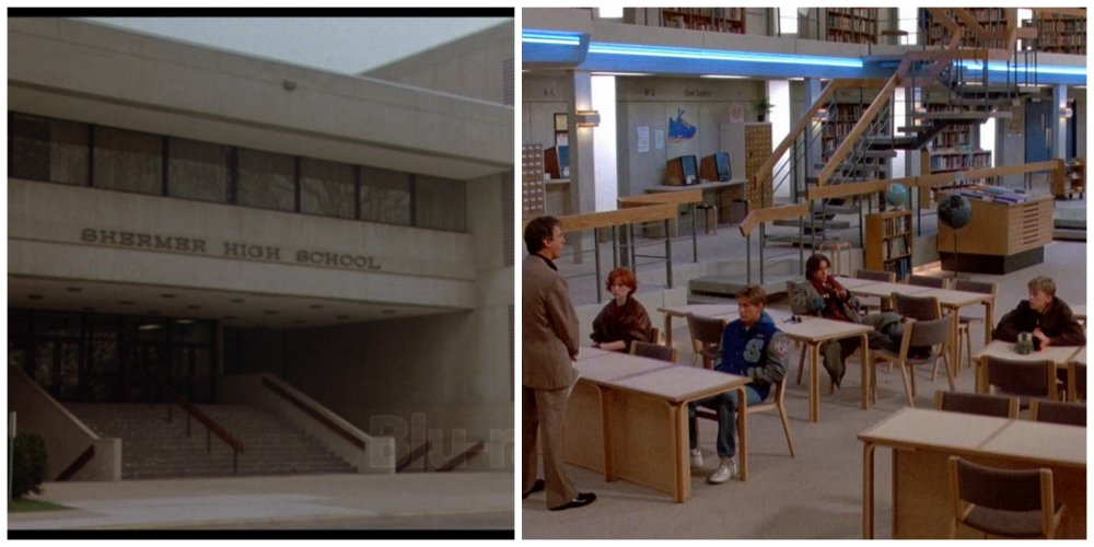 the breakfast club library