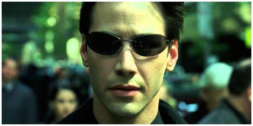 the matrix neo lines