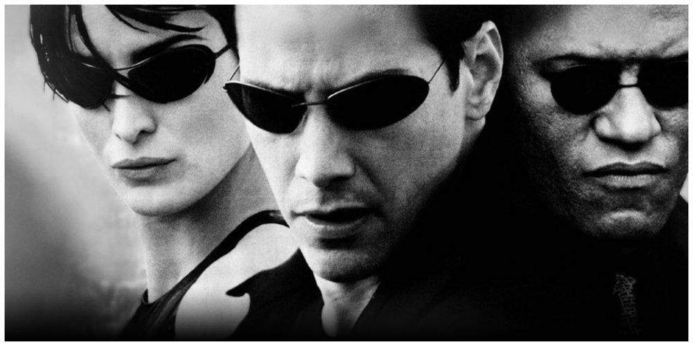the matrix sunglasses