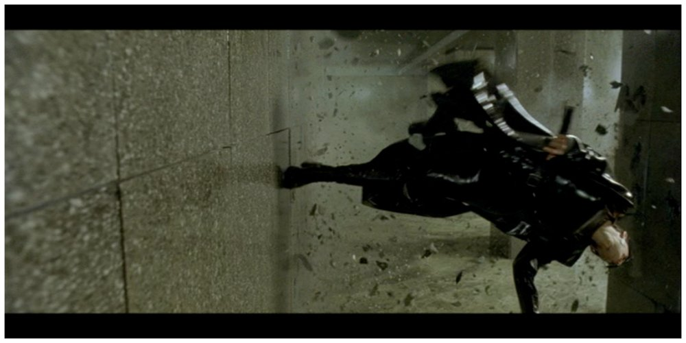 the matrix wall flip