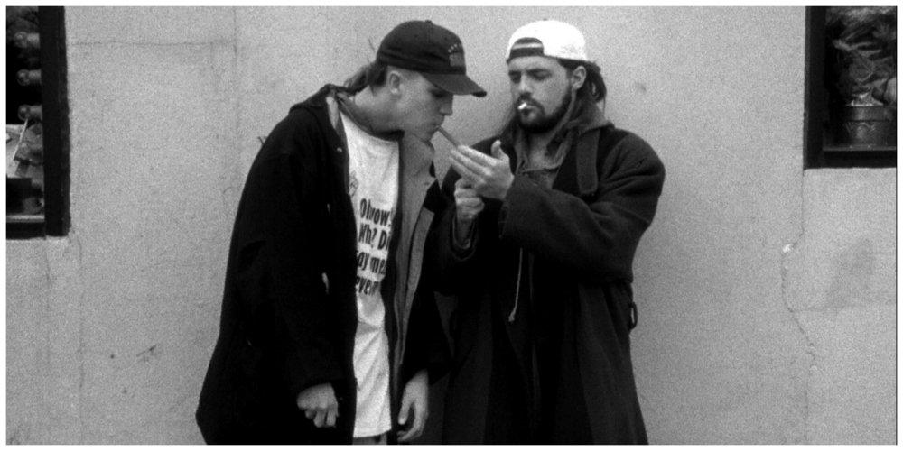 clerks smoking