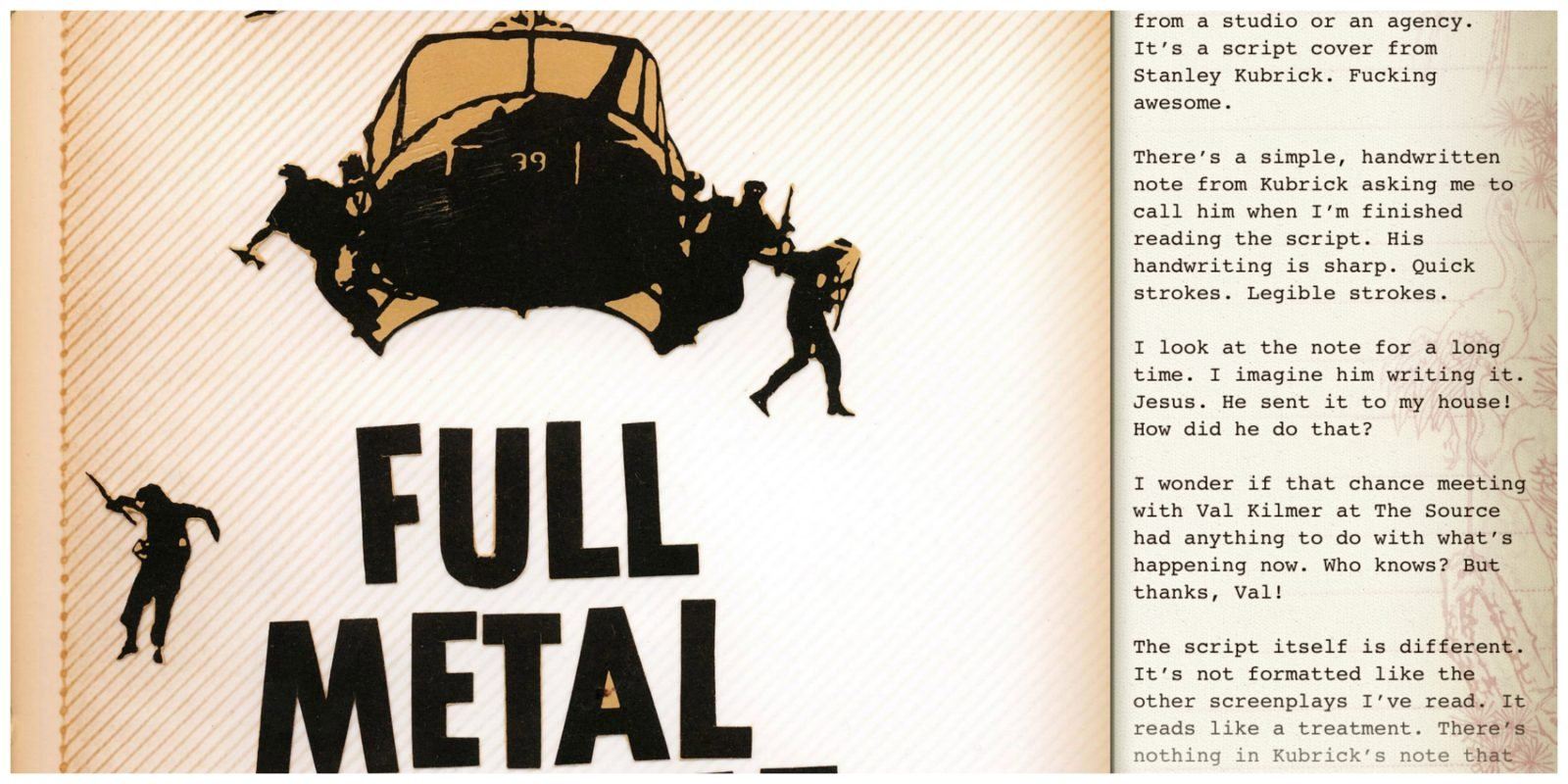 full metal jacket synopsis