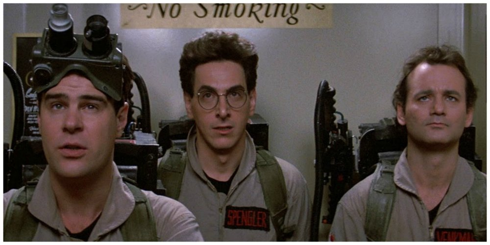 ghostbusters rewrites
