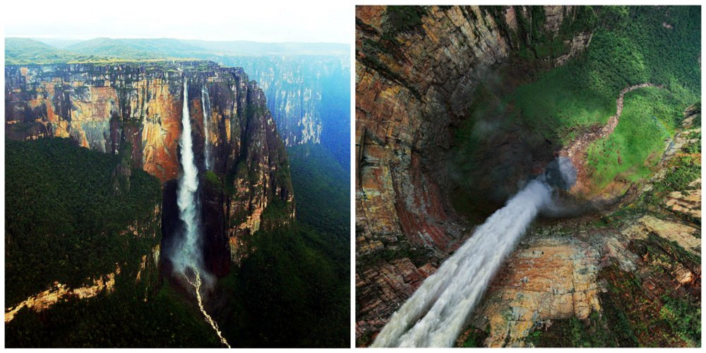 off the beaten track travel angel falls