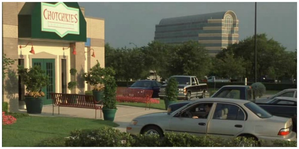 Office space the movie location