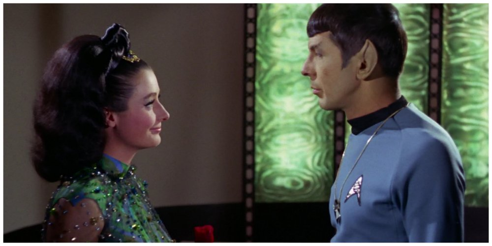 star trek Is There In Truth No Beauty