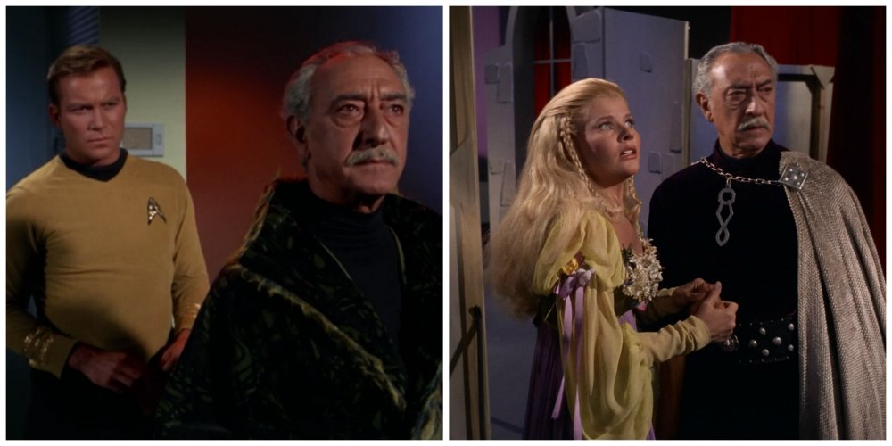 star trek The Conscience of the King