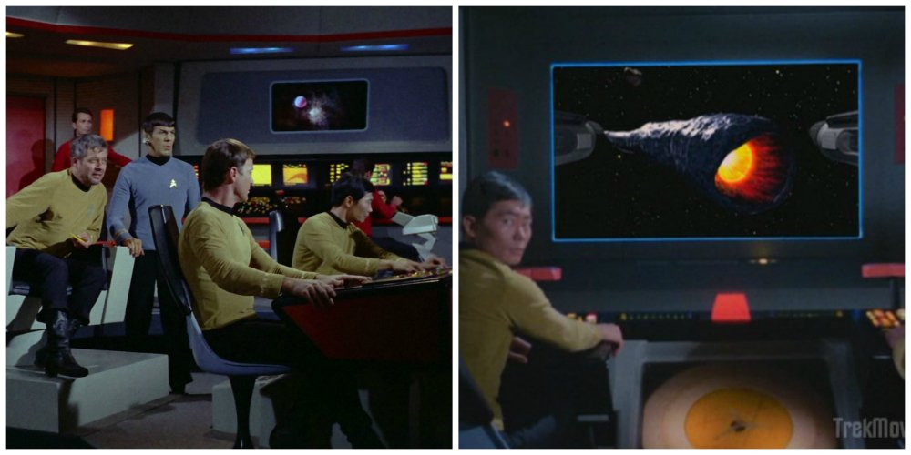 star trek The Doomsday Machine