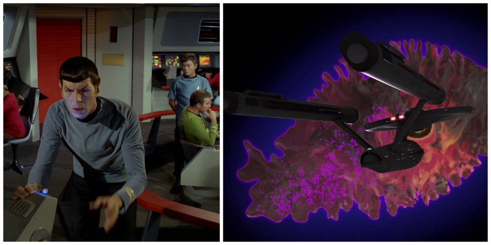 star trek The Immunity Syndrome