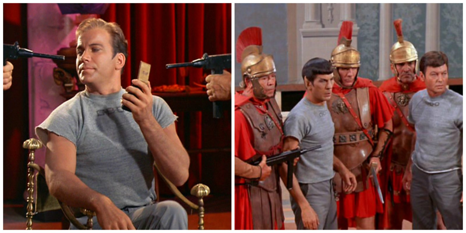 star trek episodes bread and circuses