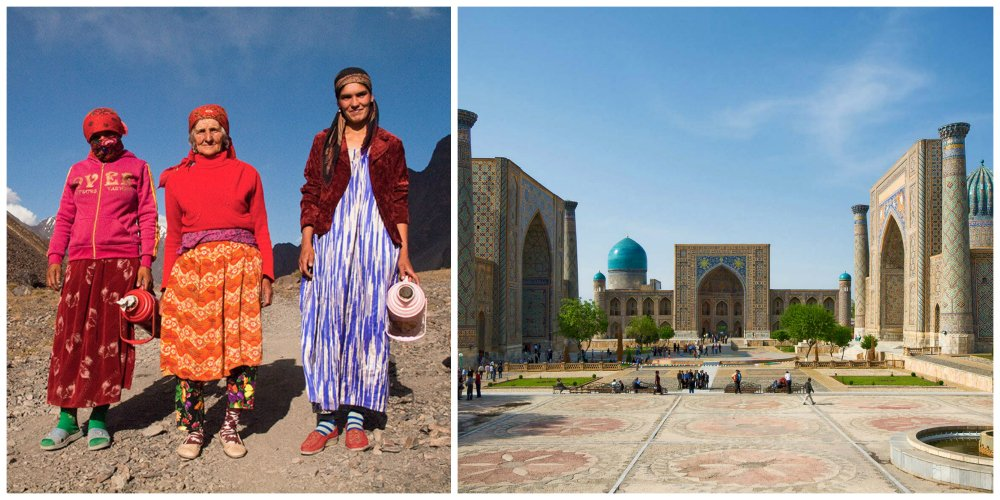 travel off the beaten track uzbekistan