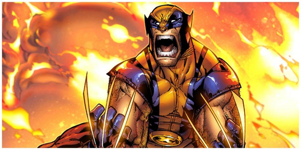 x men wolverine comics