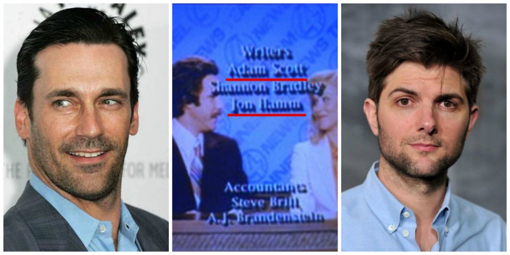 anchorman jon hamm adam scott
