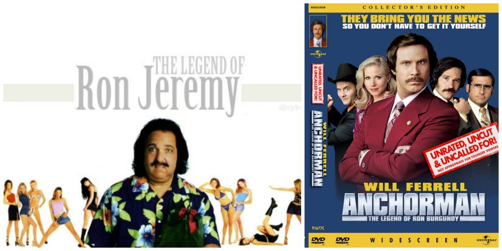 anchorman ron jeremy