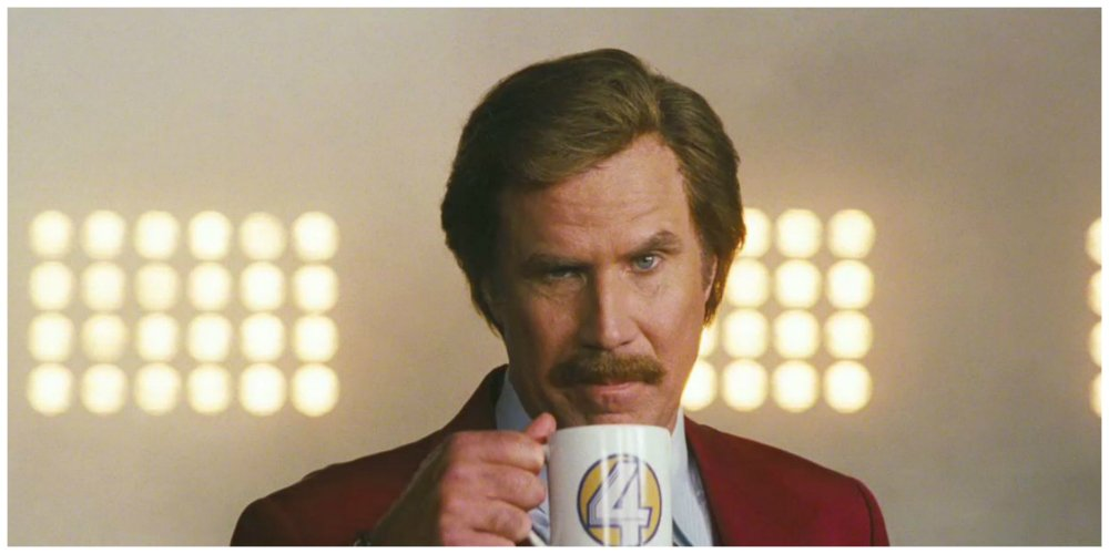 anchorman will ferrell favorite role