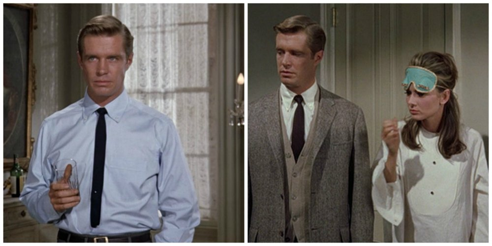 breakfast at tiffany's george peppard