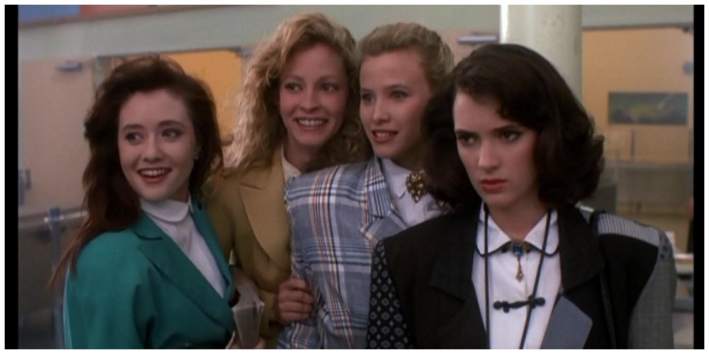 mean girls heathers