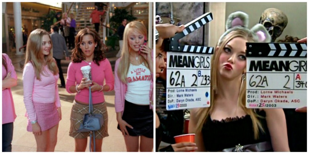 mean girls set