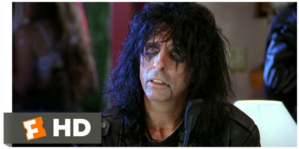 wayne's world alice cooper