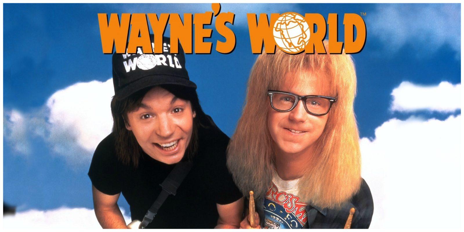 wayne's world header